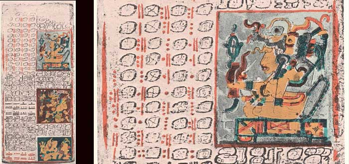 3 Increíbles Códices Mayas. ¡Descúbrelos!