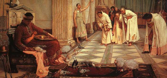 emperador Honorius, caída del imperio romano