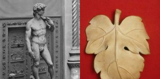 La hoja de parra que cubrió los genitales del David para la reina Victoria