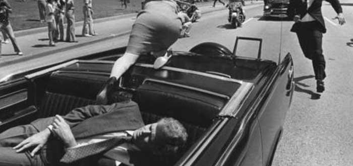 sobre el asesinato de Kennedy
