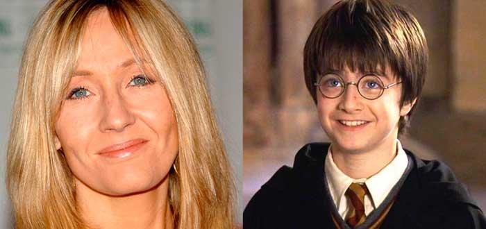 J.K. Rowling, datos curiosos de Inglaterra