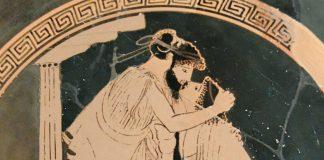 La sexualidad en la Antigua Grecia