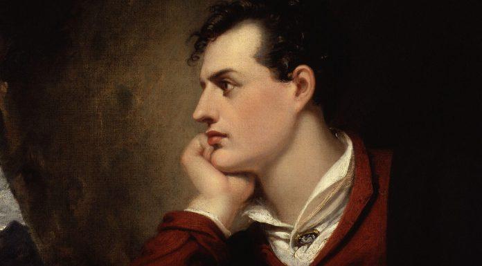 5 datos sobre Lord Byron, el famoso poeta inglés