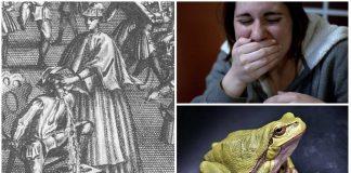 Catharina Geisslerin, la mujer que vomitaba ranas. ¿Es posible?