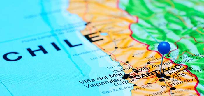 Chile país más largo del mundo