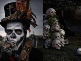 El Barón Samedi, el espíritu de la muerte en el vudú