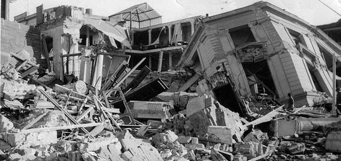 El gran terremoto de Chile