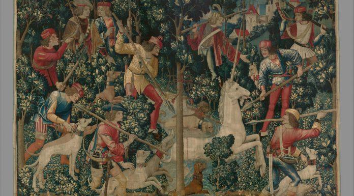 El misterio de los extraordinarios tapices del unicornio en el Met
