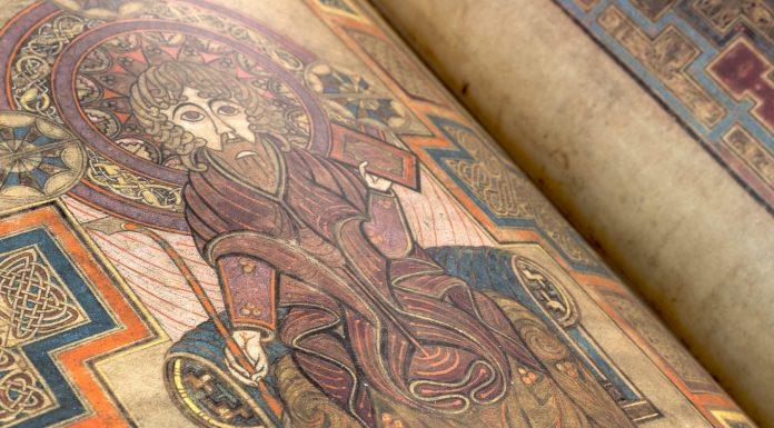 El misterioso libro de Kells que sigue fascinando desde la Edad Media