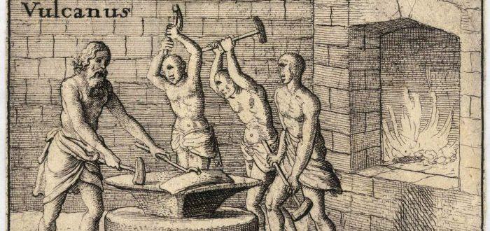 La fascinante y trágica historia de Hefesto, el dios herrero