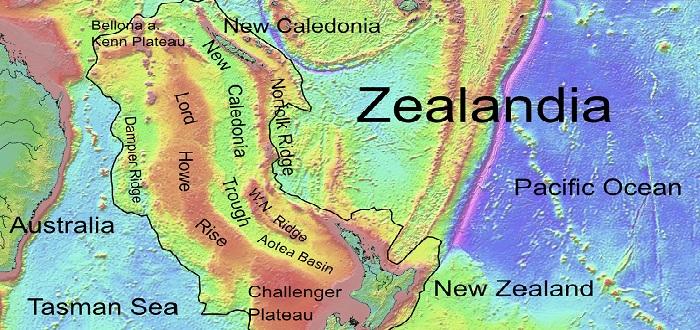 Perforaciones en Zealandia revelan secretos del continente perdido