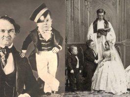 La increíble vida de Tom Thumb, el enano del circo Barnum