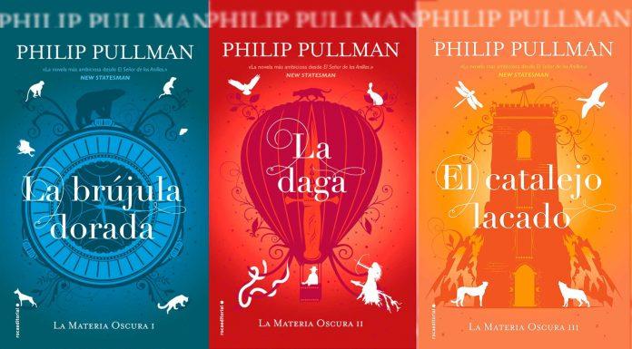 La materia oscura Philip Pullman