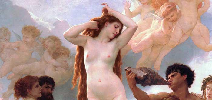 Afrodita, esposa de Hefesto
