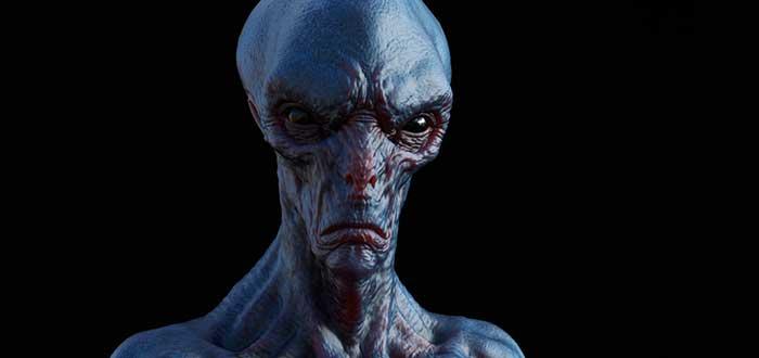 alienígena, aspecto