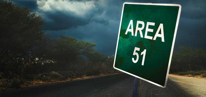 lugares prohibidos que NO PUEDES visitar, área 51