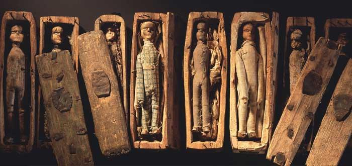 El misterio de los ataúdes miniatura de Edimburgo