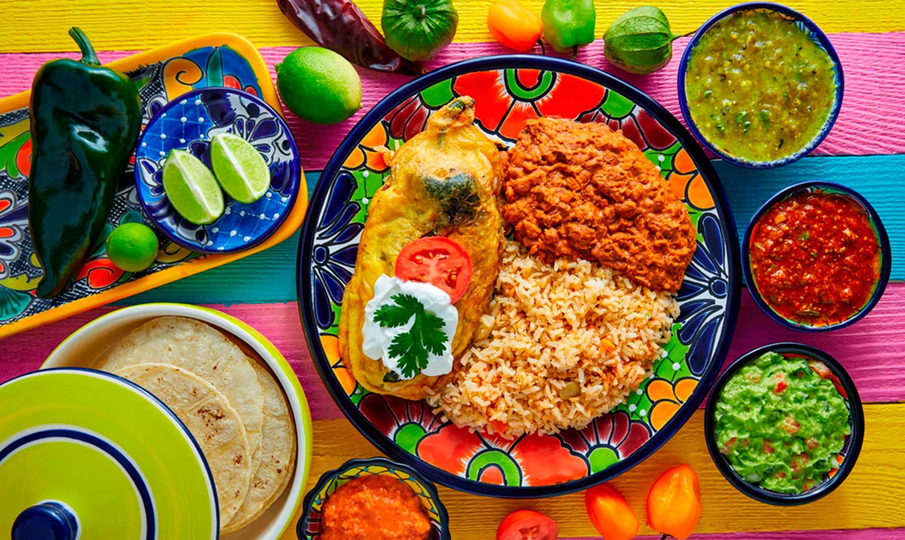 Datos interesantes sobre la comida mexicana supercurioso - Todo sobre la cocina ...
