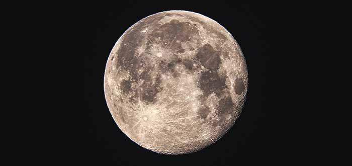 datos curiosos de chile la luna
