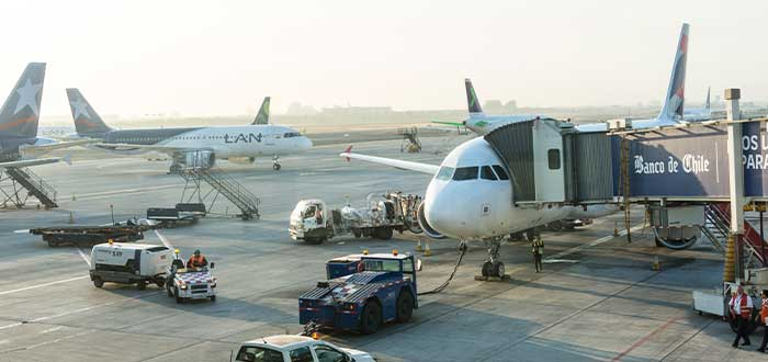 datos curiosos sobre chile su aeropuerto