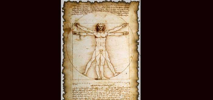 """Giacomo Andrea, el otro """"Hombre de Vitruvio"""""""