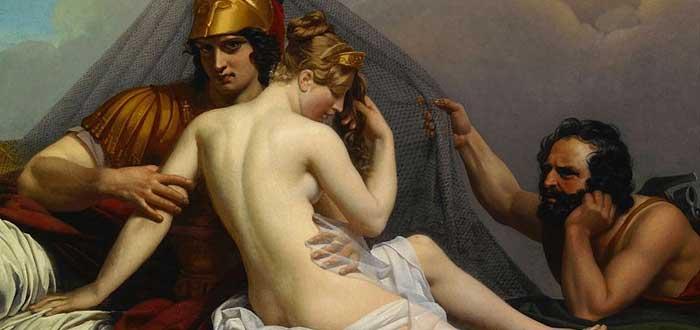 Hefesto, Ares y Afrodita