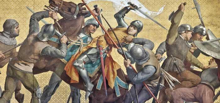 Juana de Arco, captura