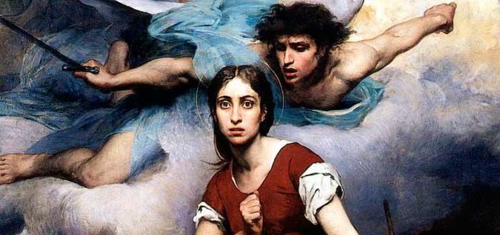 Juana de Arco, voces