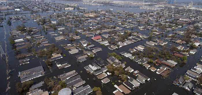 Katrina, sobre los huracanes