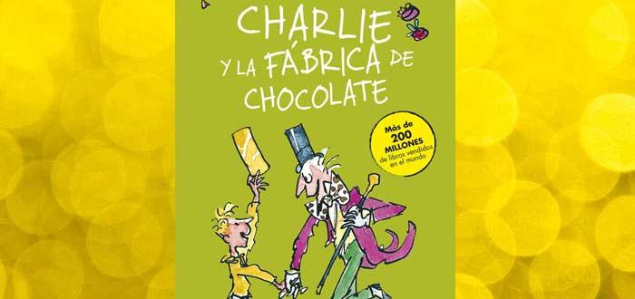 leer sobre los 10 años, Charlie y la fábrica de chocolate