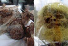 Las alucinantes momias de sal de Irán. ¡Impresionantes!
