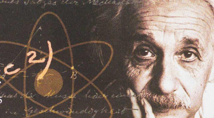 La personalidad de Einstein según forma de escribir