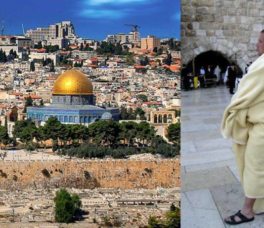 Síndrome de Jerusalén. Identificados con un personaje bíblico hasta enloquecer