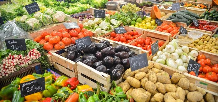 verduras, dieta para tu tipo de sangre