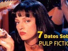 7 datos sobre Pulp Fiction que te encantará conocer