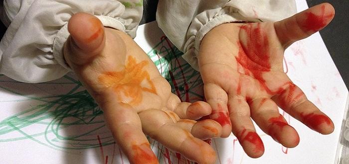 A los niños les puede volver a crecer la punta de los dedos