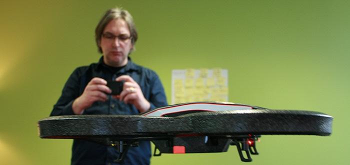 un dron podría salvar tu vida, Telemedicina