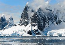 El reciente agujero de la Antártida que ha sorprendido a los científicos