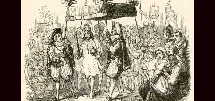"""""""El traje nuevo del emperador"""" y su origen español"""