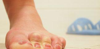 Este es el propósito de tu dedo pequeño del pie