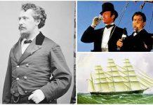 La historia de George Francis Train, el verdadero Phileas Fogg de Verne