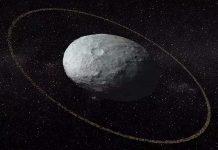 Haumea, el sorprendente planeta oval con anillo y dos lunas