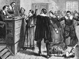 Hombres acusados de brujería