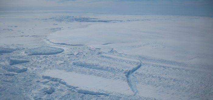 La gigantesca anomalía que se esconde bajo la Antártida