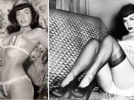 La historia de Bettie Page, la desaparecida 'pin-up' que se convirtió en leyenda