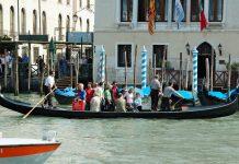 La historia de las icónicas góndolas de Venecia