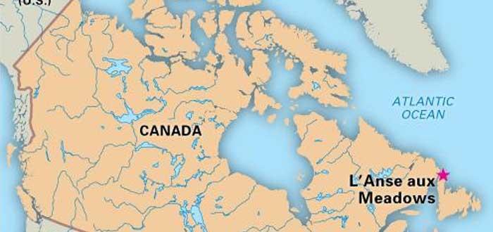 L'Anse aux Meadows, la prueba de que los vikingos llegaron a América