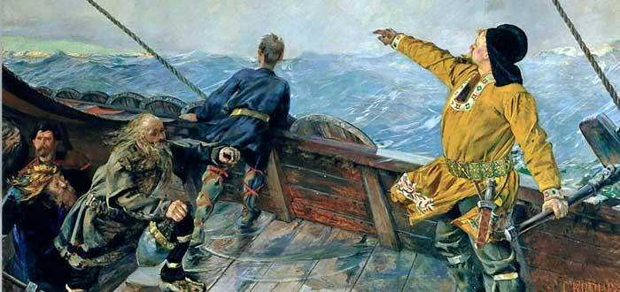 L'Anse aux Meadows , la prueba de que los vikingos llegaron a América