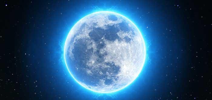 El verdadero significado de Blue Moon o Luna Azul. ¡Descúbrelo!