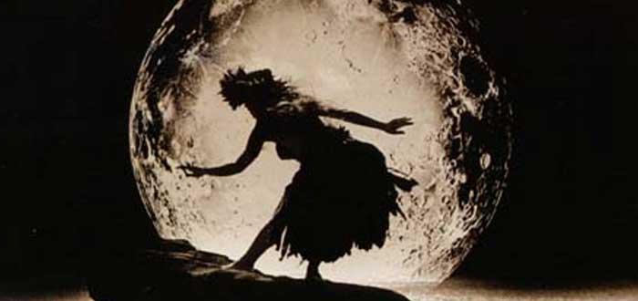 La leyenda Hawaina de la Luna Húmeda